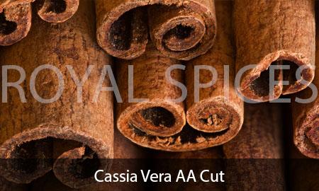 Cassia Vera AA Cut